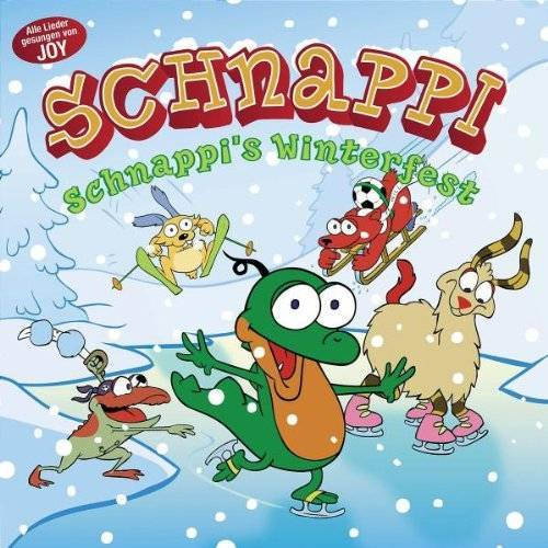 Schnappi - Schnappi's Winterfest - Preis vom 20.01.2021 06:06:08 h