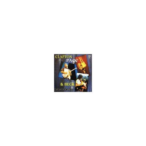 Clapton - Clapton Page & Beck - Preis vom 25.02.2021 06:08:03 h