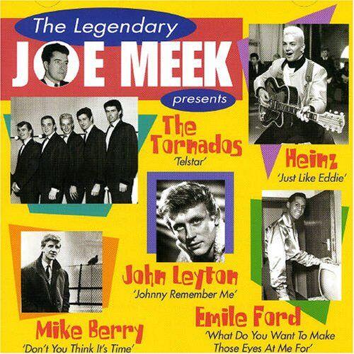 Joe Meek - Legendary Joe Meek - Preis vom 14.04.2021 04:53:30 h