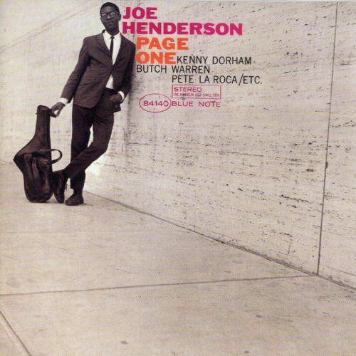 Joe Henderson - Page One (Rvg) - Preis vom 21.10.2020 04:49:09 h