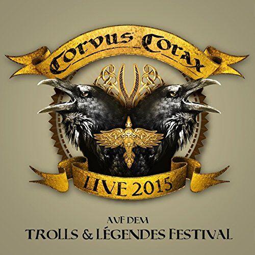 Corvus Corax - Live 2015 - Preis vom 16.01.2020 05:56:39 h