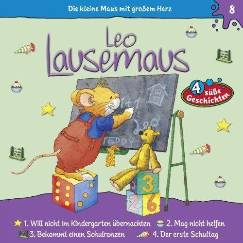 Leo Lausemaus - Der erste Schultag Folge 08 [Musikkassette] [Musikkassette] [Musikkassette] - Preis vom 31.10.2020 05:52:16 h