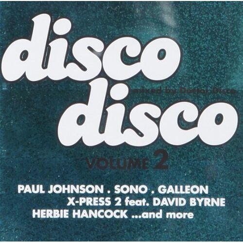 Various - Disco Disco Vol.2 - Preis vom 05.05.2021 04:54:13 h