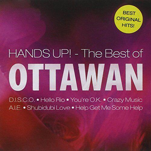 Ottawan - Hand Up! Best Of Ottawan - Preis vom 05.03.2021 05:56:49 h