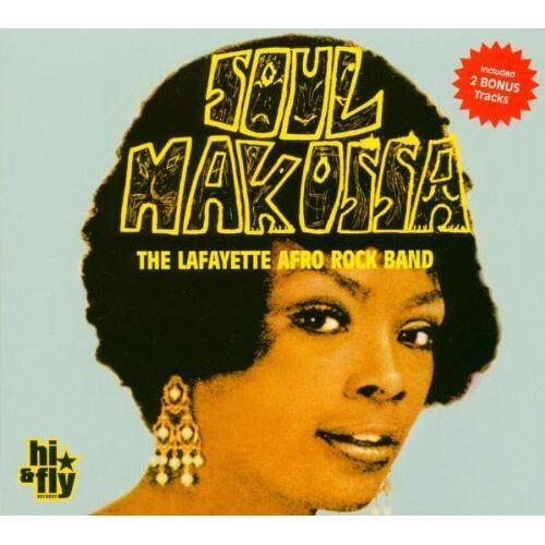 Lafayette Afro Rock Band - Soul Makossa - Preis vom 19.01.2020 06:04:52 h