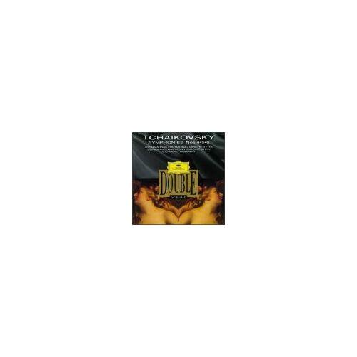 P.I. Tchaikovsky - Sym 4/5/6 - Preis vom 21.10.2020 04:49:09 h