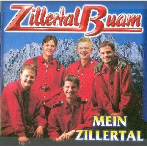 Zillertal Buam - Mein Zillertal - Preis vom 22.02.2021 05:57:04 h