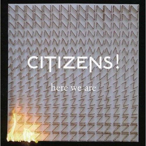 Citizens - Here We Are - Preis vom 06.03.2021 05:55:44 h