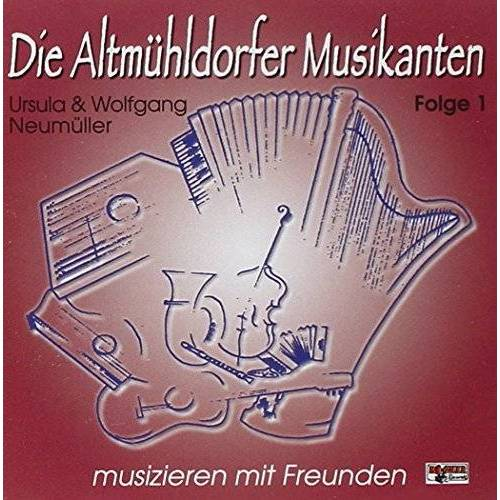 Altm?Hldorfer Musikanten - Folge 1,Musizieren mit Freunden - Preis vom 10.05.2021 04:48:42 h
