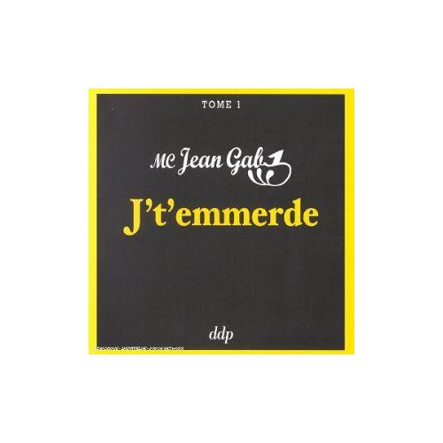 Mc Jean Gab1 - J't'emmerde - Preis vom 28.02.2021 06:03:40 h