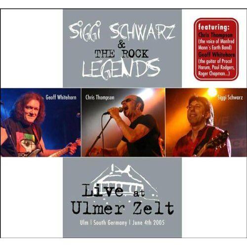 Schwarz, Siggi & the Rock Lege - Siggi Schwarz & The Rock Legends Live - Preis vom 17.04.2021 04:51:59 h