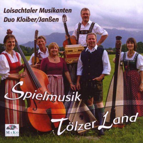 Spielmusik T?Lzer Land - Loisachtaler Musik./Duo Kloiber-Janen - Preis vom 20.10.2020 04:55:35 h