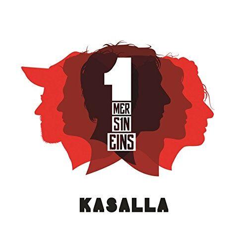 Kasalla - Mer Sin Eins - Preis vom 23.01.2021 06:00:26 h
