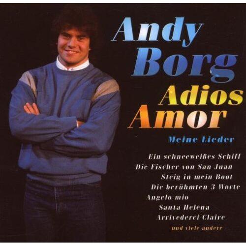 Andy Borg - Adios Amor - Preis vom 06.05.2021 04:54:26 h