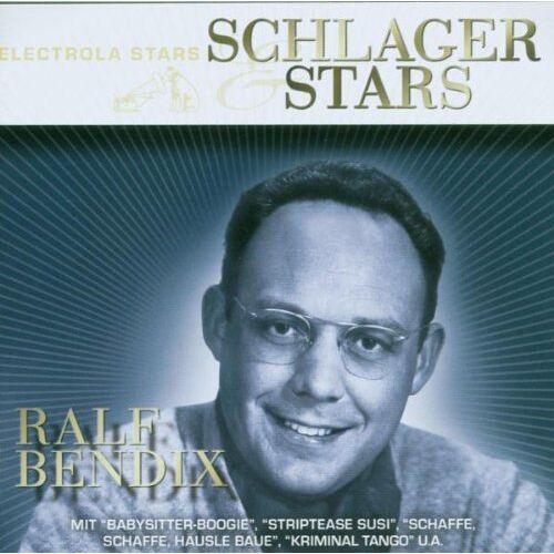 Ralf Bendix - Schlager & Stars - Preis vom 03.05.2021 04:57:00 h