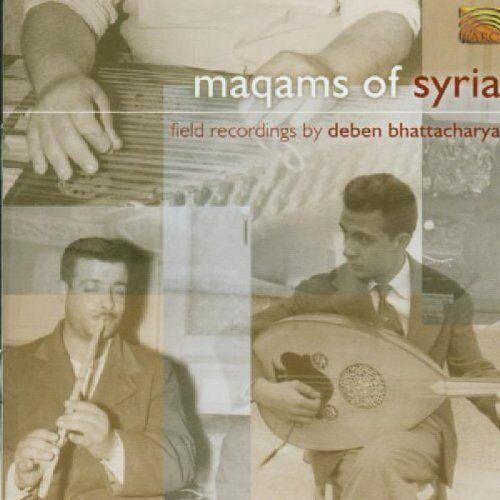 Various - Maqams of Syria - Preis vom 15.04.2021 04:51:42 h