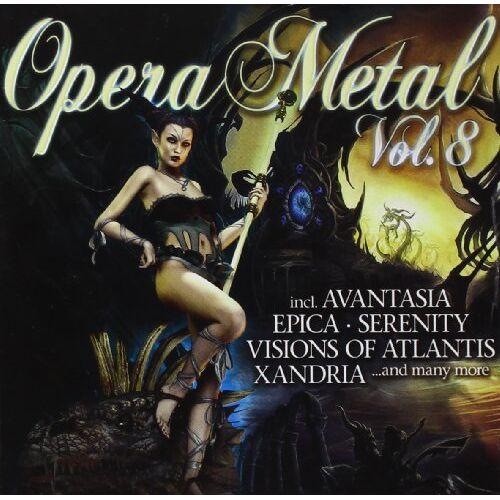 Various - Opera Metal Vol.8 - Preis vom 13.05.2021 04:51:36 h
