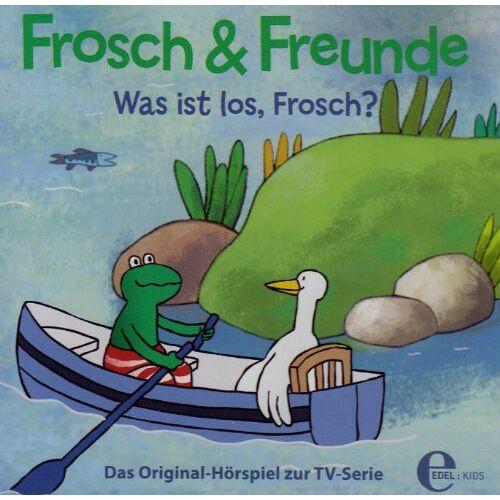 Frosch & Freunde - Folge 1, Was Ist Los, Frosch? - Preis vom 24.02.2021 06:00:20 h