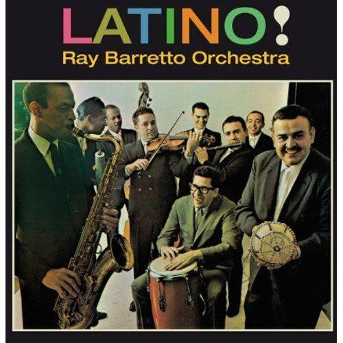 Ray Barretto - Latino! - Preis vom 20.10.2020 04:55:35 h