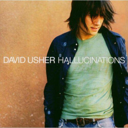 David Usher - Hallucinations - Preis vom 03.05.2021 04:57:00 h