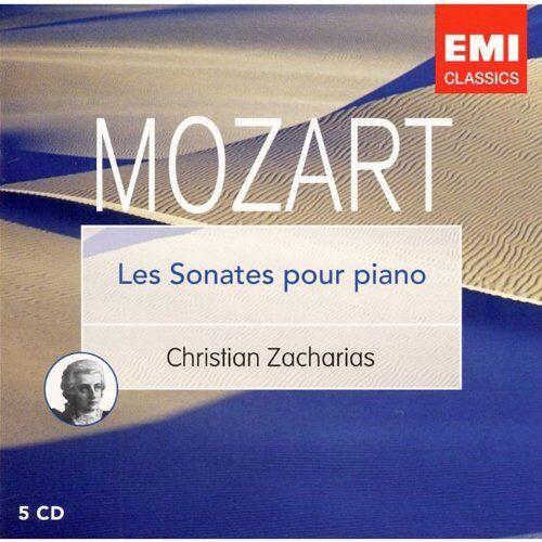 Christian Zacharias - Klaviersonaten - Preis vom 20.10.2020 04:55:35 h