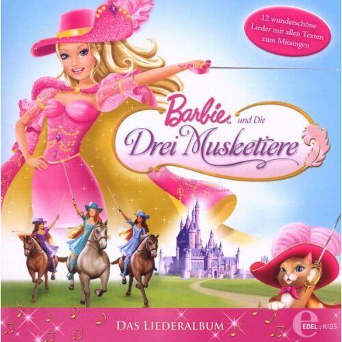 Barbie und die Drei Musketiere - Musketiere-Das Liederalbum Zum Film - Preis vom 20.10.2020 04:55:35 h