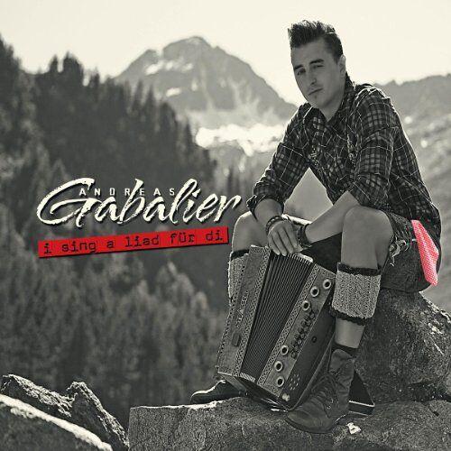 Andreas Gabalier - I Sing a Liad für di (2-Track) - Preis vom 18.10.2020 04:52:00 h