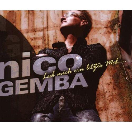 Nico Gemba - Lieb Mich Ein Letztes Mal - Preis vom 20.10.2020 04:55:35 h