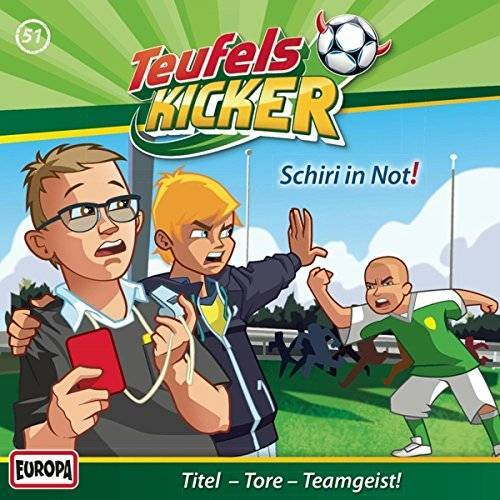 Teufelskicker - 051/Schiri in Not! - Preis vom 15.01.2021 06:07:28 h