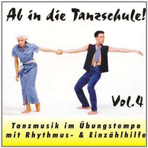 Hallen, Klaus Tanzorchester - Ab in die Tanzschule! Vol.4 - Preis vom 21.04.2021 04:48:01 h