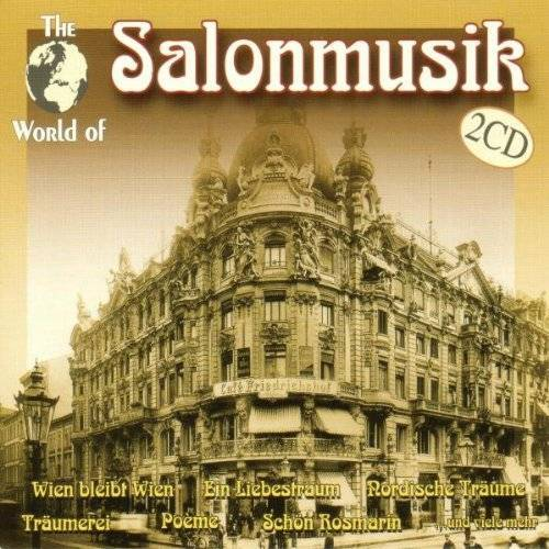 Various - The World Of - Salonmusik - Preis vom 21.10.2020 04:49:09 h