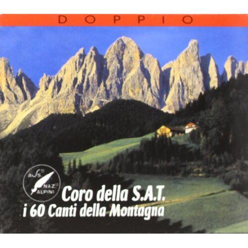 Coro Della S.a.T. - 60 Canti Della Montagna - Preis vom 15.04.2021 04:51:42 h