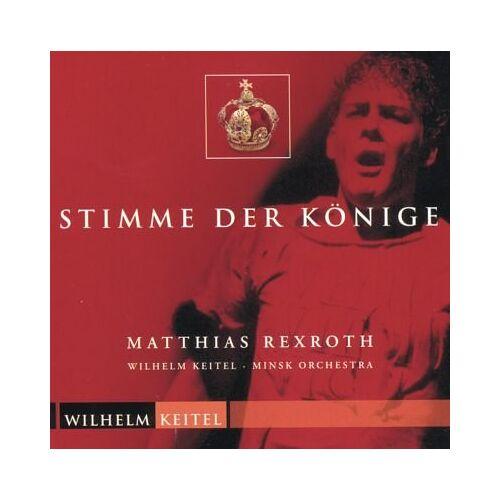 Richard Wagner - Matthias Rexroth - Stimme der Könige - Preis vom 14.01.2021 05:56:14 h