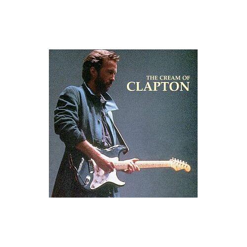 Eric Clapton - Cream of Clapton - Preis vom 28.02.2021 06:03:40 h