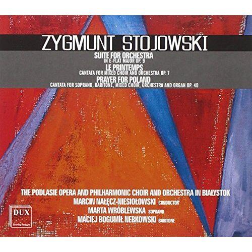 Niesiolowski - Stojowski:Suite for Orchestra/+ - Preis vom 20.10.2020 04:55:35 h