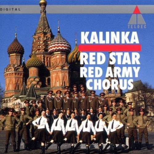 Red Star Red Army Chorus - Kalinka - Preis vom 17.04.2021 04:51:59 h