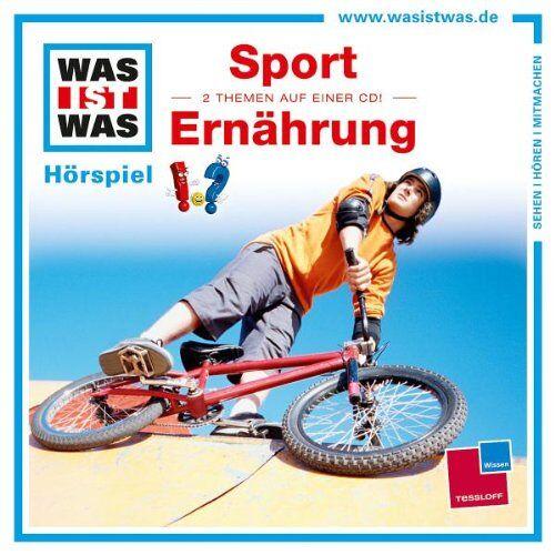 Was Ist Was - WAS IST WAS, Folge 38: Sport/ Ernährung - Preis vom 16.05.2021 04:43:40 h