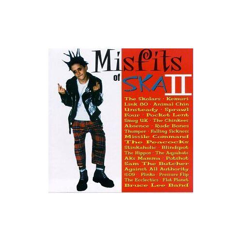 V - Misfits of Ska Vol. 2 - Preis vom 23.01.2021 06:00:26 h