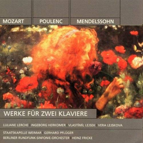 Lerche - Werke für Zwei Klaviere - Preis vom 26.02.2021 06:01:53 h