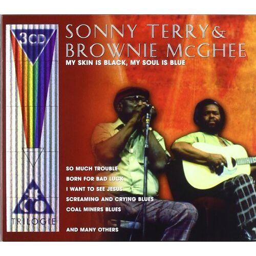 Sonny & Mcghee - My Skin Is Black My Soul Is Bl - Preis vom 01.03.2021 06:00:22 h