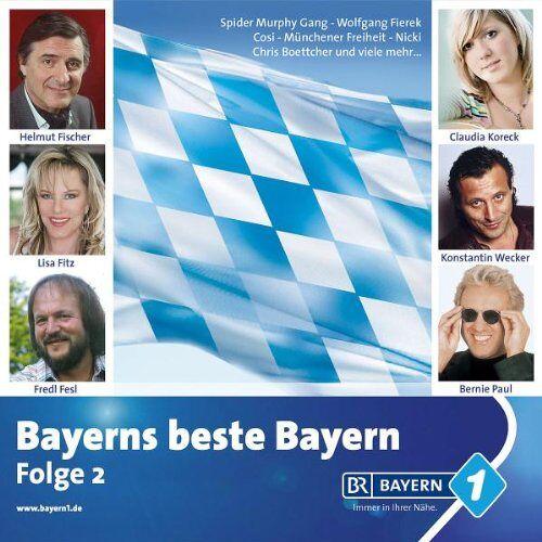 Various - Bayerns Beste Bayern-Folge 2 - Preis vom 17.04.2021 04:51:59 h