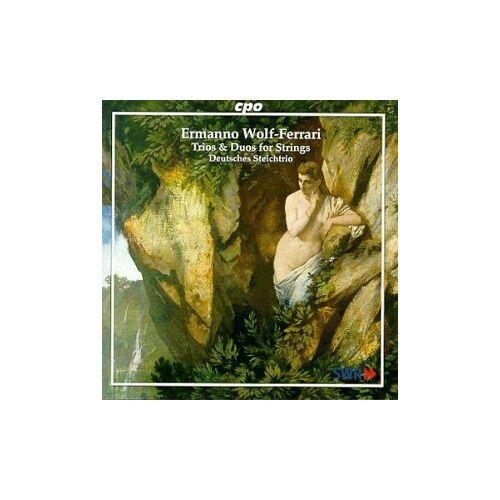 Dt.Streichtrio - Trios & Duos Fuer Streicher - Preis vom 12.05.2021 04:50:50 h