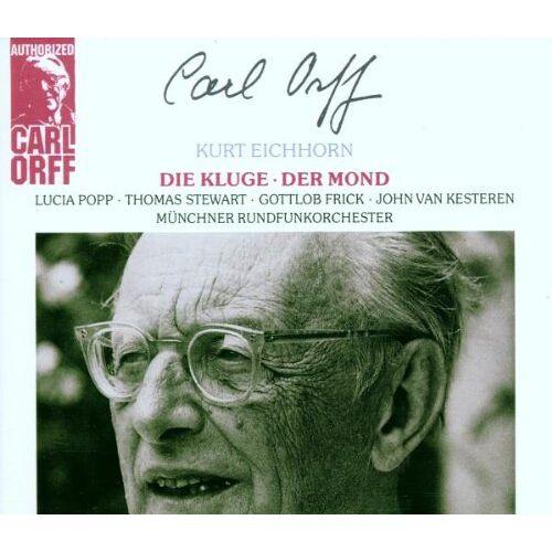 Eichhorn - Carl Orff Authorized (Die Kluge, Der Mond) - Preis vom 20.10.2020 04:55:35 h