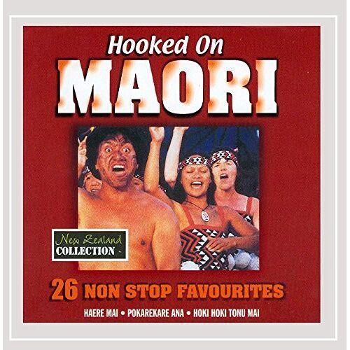 Aotearoa Maori Singers - Hooked on Maori - Preis vom 24.01.2021 06:07:55 h