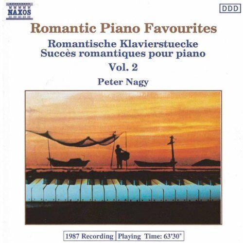 Peter Nagy - Klavierwerke der Romantik 2 - Preis vom 23.01.2021 06:00:26 h
