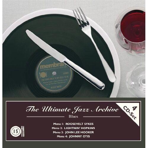 Roosevelt Sykes - Jazz Lunch Vol. 15 - Preis vom 14.01.2021 05:56:14 h