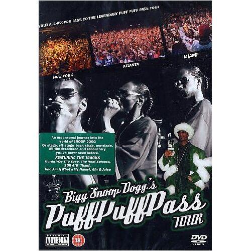 Snoop Dogg - Puff Puff Pass Tour - Preis vom 27.02.2021 06:04:24 h