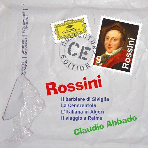 Claudio Abbado - Barbiere/Cenerentola/Italiana/Reims - Preis vom 20.10.2020 04:55:35 h