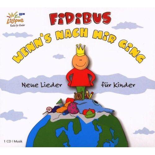 Fidibus - Wenns Nach Mir Ging - Preis vom 06.05.2021 04:54:26 h