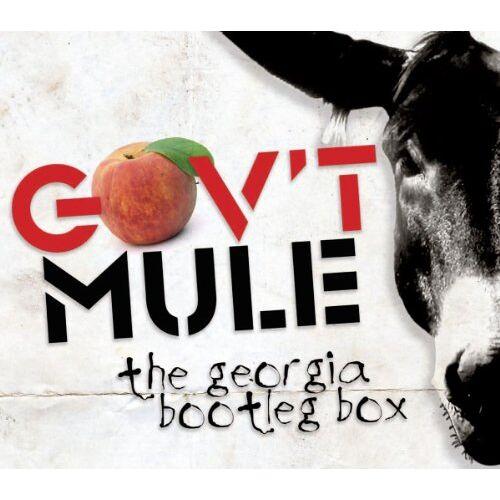 Gov'T Mule - The Georgia Bootleg Box - Preis vom 05.05.2021 04:54:13 h